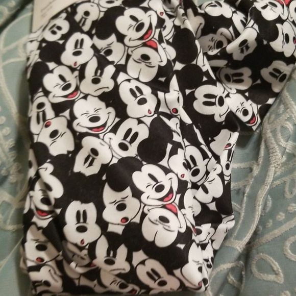 Disney junior footless tights